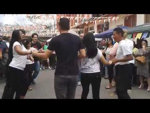 Salsa Honduras - Rueda de Casino en Hondutel
