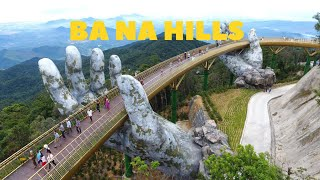 Everything you need to know about Ba Na Hills and the Golden Bridge in Danang!