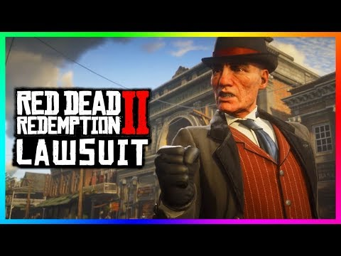 Rockstar Games Is Getting SUED By The Pinkertons From Red Dead Redemption 2! (NEW Lawsuit Details) thumbnail