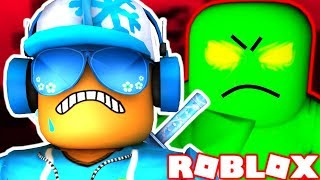 😨 THE ZOMBIES ATTACK ON ROBLOX! -Zombie Attack