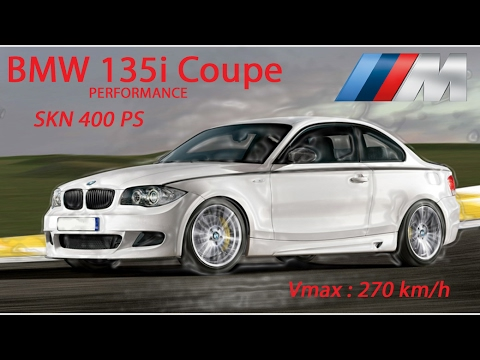 Bmw 135i Coupe Performance 400 Ps 140 270kmh