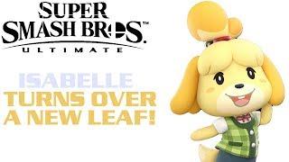 Super Smash Bros. Ultimate - Isabelle Reveal Trailer
