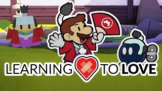 Learning to Love Paper Mario: The Origami King