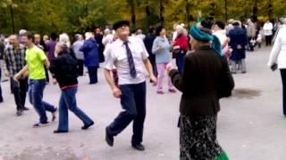 Дискотека в парке Сокольники