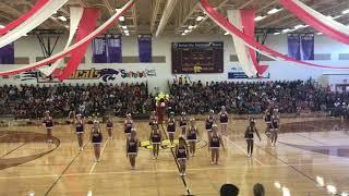 RRHS Circus Pep Rally 2018