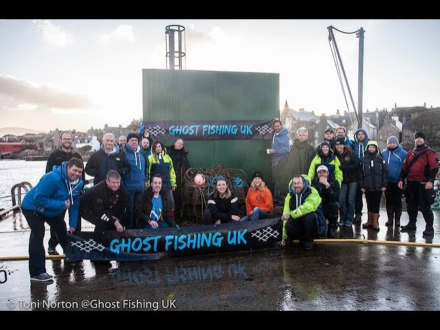 Ghost Fishing UK - Scapa Flow 2018