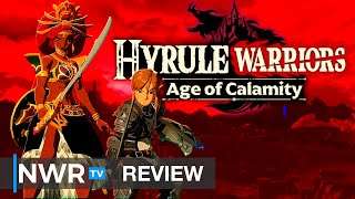 Hyrule Warriors: Age of Calamity (Switch) Review - Zelda's first canon spin-off is a joy! (Video Game Video Review)