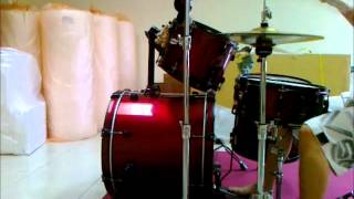 A.N. Jell Futari (Still / As Ever) drum cover 叩いてみた