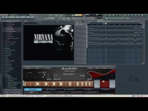 Nirvana - Come As You Are (FL Studio Instrumental Version SergikSergik Remake)