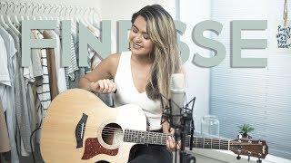 Finesse (remix) - Bruno Mars Ft. Cardi B | Cover