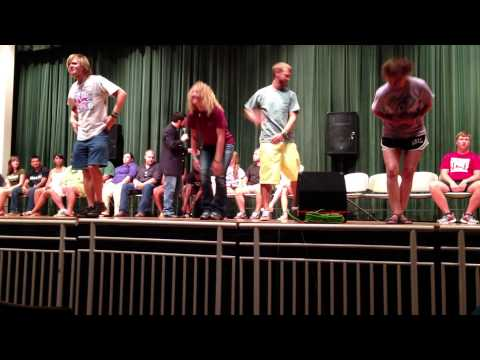 CleanHypnoShows at Abraham Baldwin Agricultural College (8.12.13)