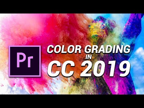 5 Color Grading Tricks In Premiere Pro 2019 | Cinecom net