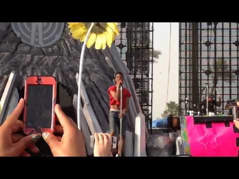Kid Cudi - Intro + REVOFEV (Live at Coachella)