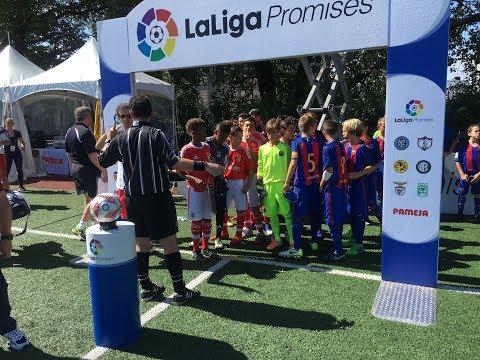 DIRECTO: FC Barcelona - Benfica (Torneo LaLiga Promises Internacional)