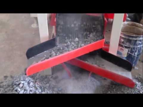 jual mesin stone crusher, mesin produksi batu split type 3040 & 4050 produksi PMJN