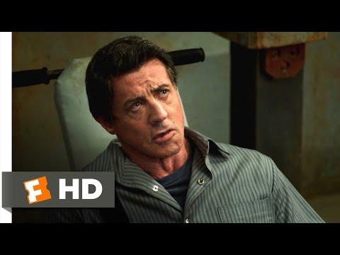 Escape Plan (2/11) Movie CLIP - Evacuation Code (2013) HD