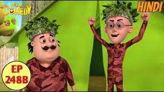Motu Patlu in Hindi | 3D Animated Cartoon Series for Kids | The Best Commandos