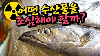 [ENGSUB] Japan's radioactive seafood list released, which seafood should we watch out for?