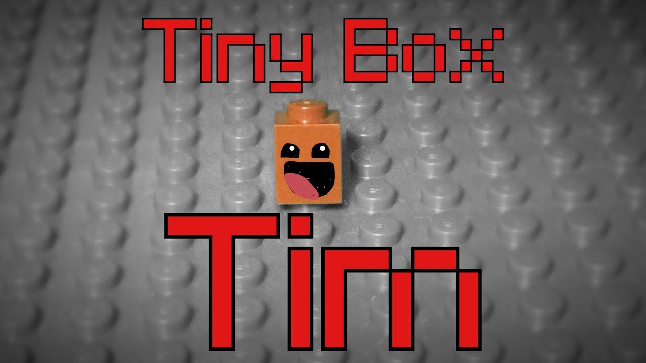 LEGO Markiplier Animated | Tiny Box Tim - YouTube