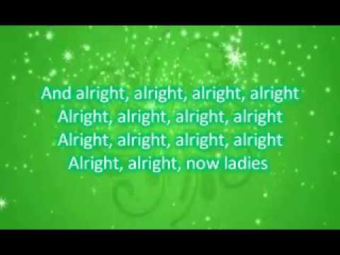 Matt Weddle - Hey Ya Cover Lyrics