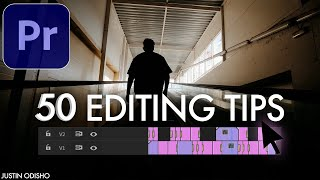 50 Video Editing Tİps in Adobe Premiere Pro CC (Part One)