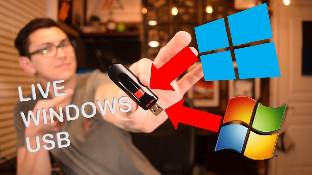 Download windows xp portable usb.