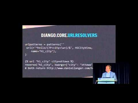 Dan Langer: A Scenic Drive through the Django Request-Response Cycle - PyCon 2014