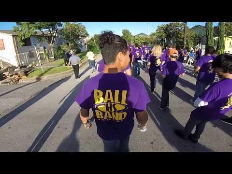 Ball High Homecoming Parade 2016-2017