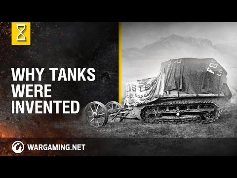 World Of Tanks - What Is A Tank? History Of Tanks