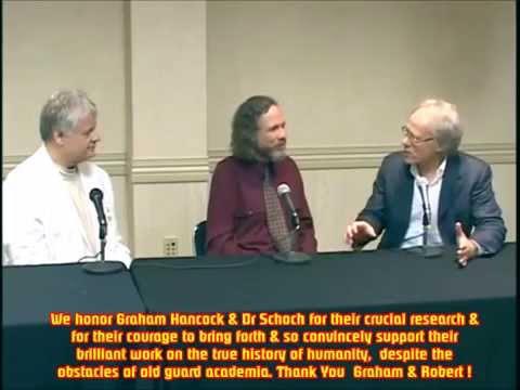 Graham Hancock & Dr Robert Schoch - Solar Radiation, Comets & Lost Civilizations