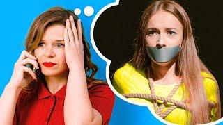 SAAT-SAAT BERKESAN ANTARA AKU DAN IBU || Situasi Komedi Kocak oleh 123 GO!