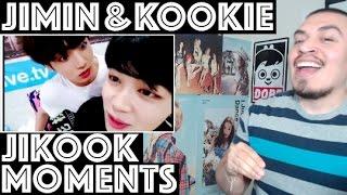 BTS JIKOOK/KOOKMIN (JIMIN & JUNGKOOK) MOMENTS REACTION PART 3