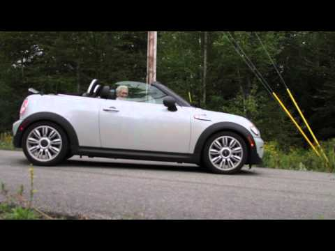 Road Review: Mini Cooper S