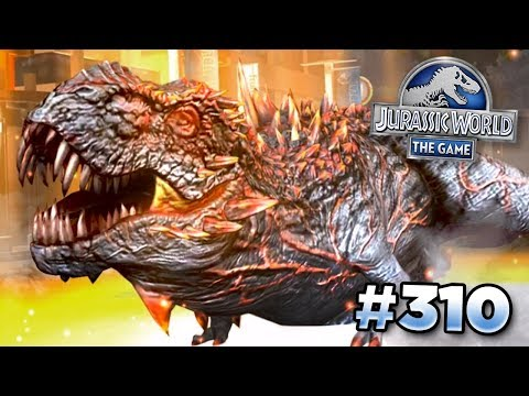Download Youtube: ALPHA 06 DEFEATED! || Jurassic World - The Game - Ep310 HD