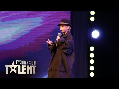 Lin Maw Kon: Auditions | Myanmars Got Talent 2018