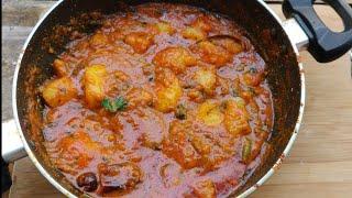 आलू की सब्जी तो बहुत खायी होगी पर ऐसी नहीं जो उंगलियां चाटने पर मजबूर कर दे |Shaadi wale aloo