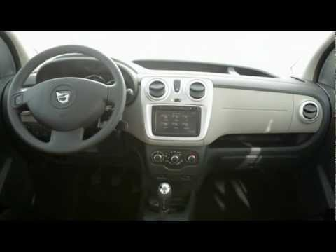 2012 dacia dokker interior static shots youtube - Dacia dokker interior ...