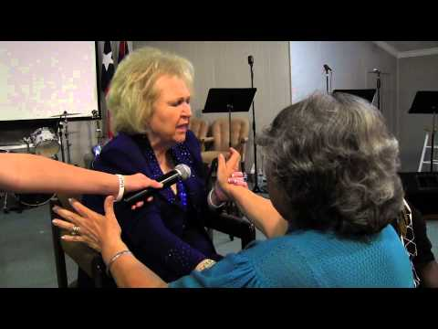 Glenda Jackson Ministers and the Glory of God hits the service in Houston area on 3-31-2013 part 5