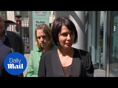 'I didn't trust anybody': Actress Sadie Frost wins £260,000 - Daily Mail