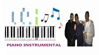 Drake - No Long Talk ft. Giggs -  Piano Tutorial - (Instrumental) | More Life