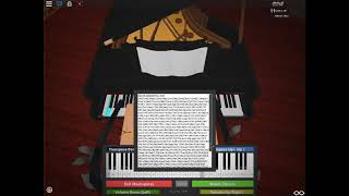 Canon in C | Sheets from VP (Virtual Piano) | ROBLOX Piano