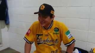恰恰彭政閔的生日祝福(笑場篇) to 蔡阿嘎 (2013.07.21)