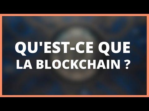 [ 1 - Formation Cryptos ] Qu'est-ce que la Blockchain ?