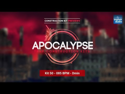 Preview All 50 Kits - Apocalypse: Trap Construction Kits
