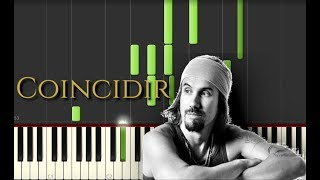Coincidir - Macaco / Piano Tutorial / EA Music