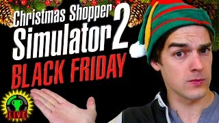 Christmas Shopper Simulator 2: Black Friday - Holiday Shopping Rampage!