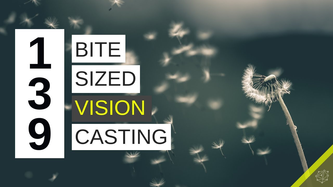 1-3-9 Tool: Bite Sized Vision