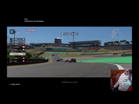 GT-Sport Hard Race