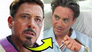 Robert Downey Jr. Teased A MASSIVE CLUE For Avengers: Endgame