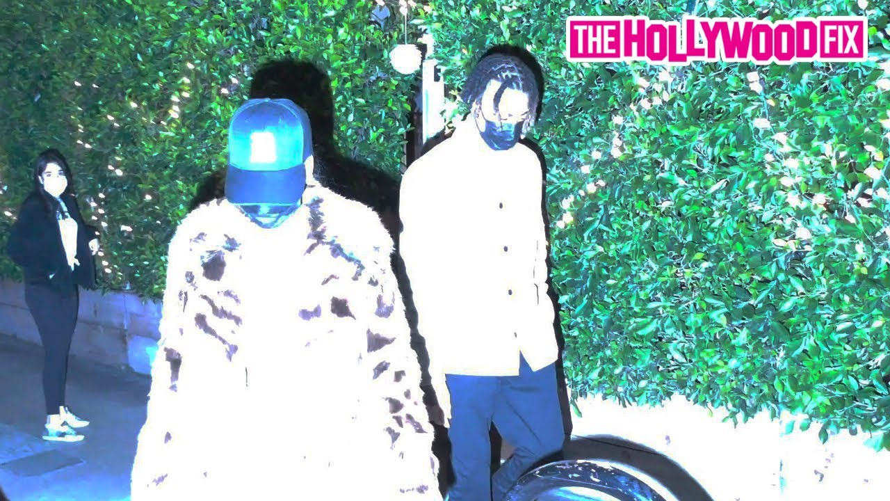 Rihanna Is Caught Sneaking Out With A Mystery Man At Giorgio Baldi Restaurant In Santa Monica 3.7.21